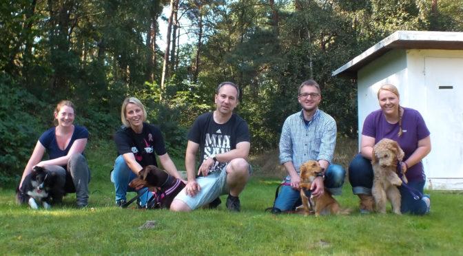 """Workshop """"Fit für den NDS Hundeführerschein"""" am 10.09.2016"""